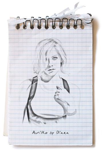 Карандашный рисунок из фотографии